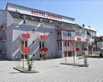 Hotel Aurach - Герцогенаурах - Building