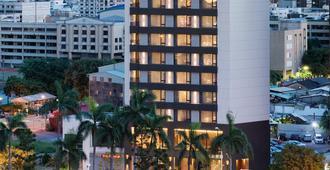 Brio Hotel - Kaohsiung - Edificio