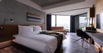 Brio Hotel - Kaohsiung - Bedroom