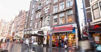 Hotel Manofa - Amsterdam - Außenansicht
