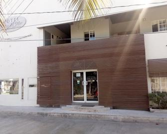 Hotel Suites Del Mar - Ciudad del Carmen - Κτίριο