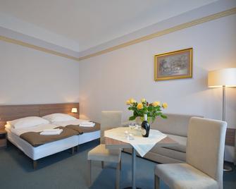 Osrodek Wypoczynkowy Zorza - Kołobrzeg - Bedroom
