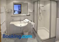 Hotel Garni Helvetia - Ischgl - Bathroom
