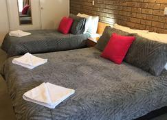 Mountain View Motor Inn & Holiday Lodges - Halls Gap - Slaapkamer