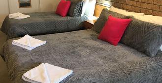 Mountain View Motor Inn & Holiday Lodges - Halls Gap - Κρεβατοκάμαρα