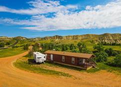 Medora - Boots Badlands Cabin 3 2 Br 1b - Medora - Edificio