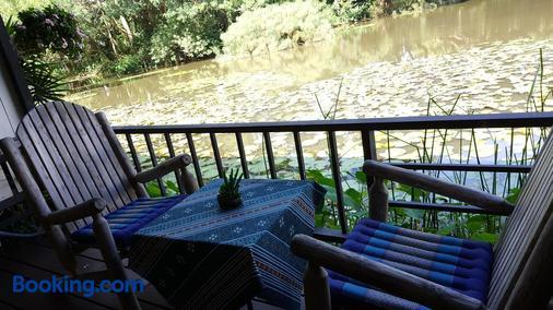 Saikaew Resort - Chiang Rai - Balcony