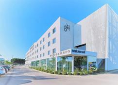 8Piuhotel - Lecce - Edificio