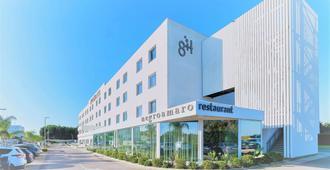 8Piuhotel - Lecce - Bygning