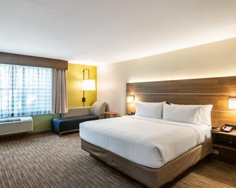 Holiday Inn Express & Suites Camarillo - Камарільйо - Bedroom