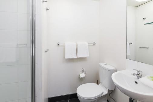 北墨爾本城市邊緣酒店 - 北墨爾本 - 墨爾本 - 浴室