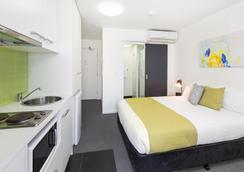 北墨爾本城市邊緣酒店 - 北墨爾本 - 墨爾本 - 臥室