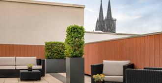 Cologne Marriott Hotel - Colonia - Balcón
