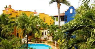 Maya Vacanze Playa Alegria - Playa del Carmen - Pool