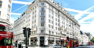 The Strand Palace Hotel - Londres - Edificio