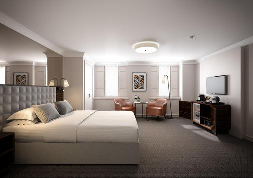 The Strand Palace Hotel - London - Bedroom