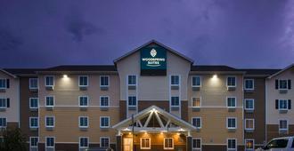 Woodspring Suites Colorado Springs - קולרדו ספרינגס - בניין