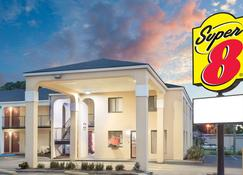 Super 8 by Wyndham Eufaula - Eufaula - Building