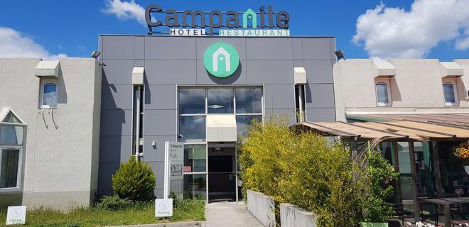 Campanile Valence Nord - Bourg-lès-Valence - Gebäude