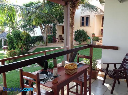 Pousada Residenza Canoa - Aracati - Balcony