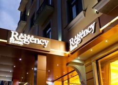 Regency Hotel - Chişinău - Edificio