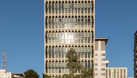 Tivoli Mofarrej São Paulo - São Paulo - Edificio