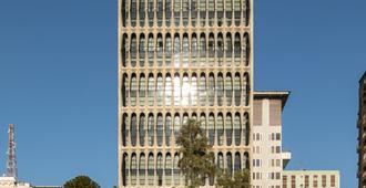 Tivoli Mofarrej São Paulo - São Paulo - Gebäude