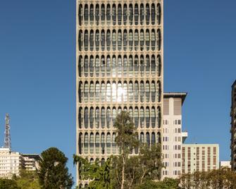 Tivoli Mofarrej São Paulo - Sao Paulo - Building