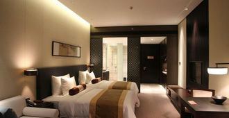 Shenzhen Castle Hotel - שנג'ן - חדר שינה