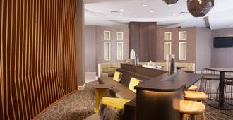 SpringHill Suites by Marriott Orlando Airport - אורלנדו - מסעדה