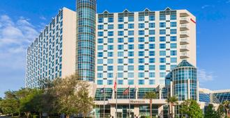 Sheraton Myrtle Beach Convention Center Hotel - Myrtle Beach - Building