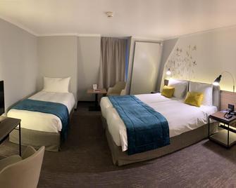 Astra Hotel Vevey - Веве - Спальня