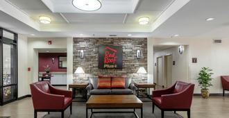 蓋恩斯維爾紅屋頂普拉斯酒店 - 蓋斯維爾 - 蓋恩斯維爾(佛羅里達州) - 休閒室
