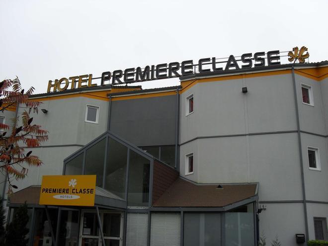 普瑞米爾梅茲東部世博園經典酒店 - 梅茲 - 梅斯 - 建築