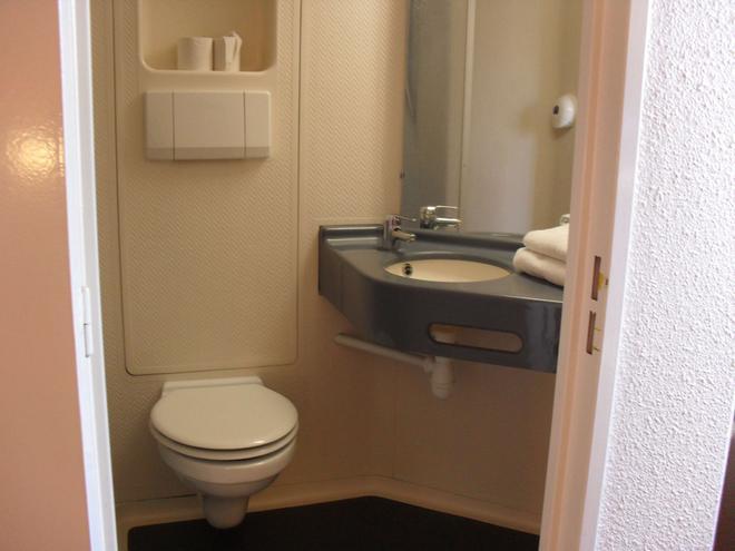 普瑞米爾梅茲東部世博園經典酒店 - 梅茲 - 梅斯 - 浴室