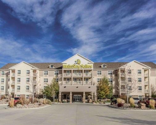 MainStay Suites - Casper - Building