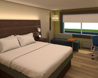 Holiday Inn Express & Suites Milledgeville - Milledgeville - Schlafzimmer