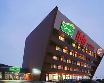 Ibis Vienna Airport - Schwechat - Edificio