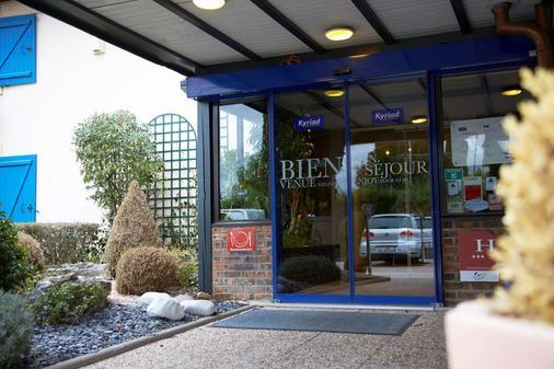 博納基里亞德酒店 - 波恩 - 博恩 - 建築
