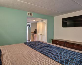 Windwater Hotel & Marina - South Padre Island - Bedroom