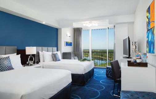 B Resort and Spa Located in Disney Springs Resort Area - Lake Buena Vista - Bedroom