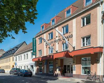 Quality Hotel Grand, Kristianstad - Крістіанстад - Building