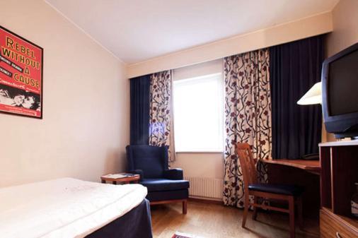 Quality Hotel Grand, Kristianstad - Kristianstad - Bedroom