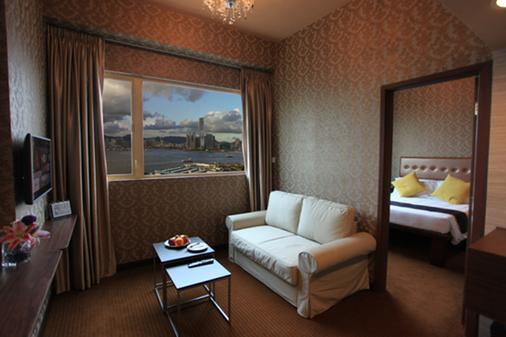 Grand City Hotel - Hong Kong - Living room