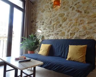 Casa La Muntanya 3 - Apartment with terrace in the Guadalest Valley - Benimantell
