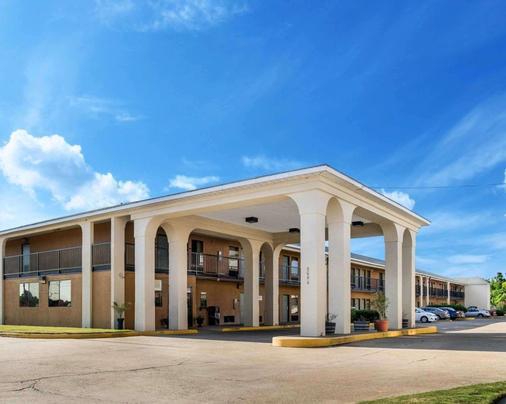 Econo Lodge - Greenville - Edificio