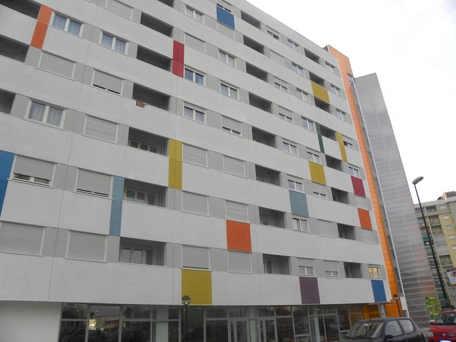 Hotel Sharing - Turin - Building