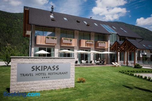 Botique Hotel Skipass - Краньска Гора - Здание