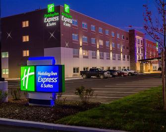Holiday Inn Express & Suites Halifax – Dartmouth - Dartmouth - Gebouw