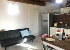 Appartamento Palazzeta Con Piscina 3 Km Dal Mare - Cecina - Living room